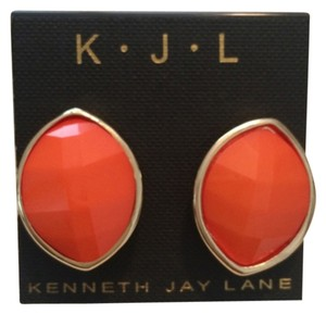 Kenneth Jay Lane Kenneth Jay Lane Coral/Orange