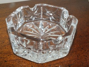 Waterford Crystal Ash Tray
