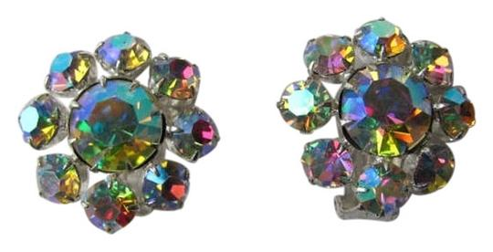 Other CRYSTAL WITH COLOR CLIP EARRINGS