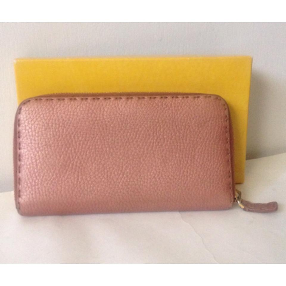 Fendi Leather Wallet