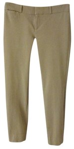 Banana Republic Capri/Cropped Pants Camel