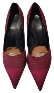 Stella McCartney Merlot Pumps