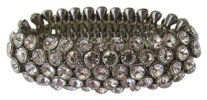 OTHER SILVER EMBELLISHED BRACELET