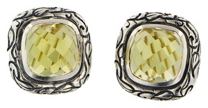 Seidengang SeidenGang Sterling Silver and Citrine Earrings