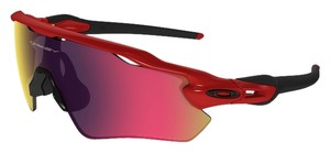 Oakley Oakley OO9208-08 Radar ev Path Red/Red Lens Sunglasses