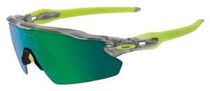 Oakley Oakley Radar Ev Pitch Grey/Jade Lens OO9211-03 Sunglasses