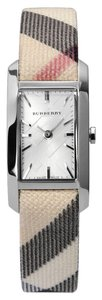 Burberry Burberry the Pioneer BU9503 Nova Check Leather Strap Womens Watch