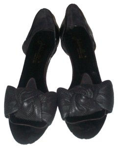 Julianelli Black Sandals