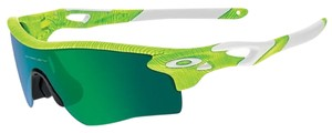 Oakley Oakley Radarlock Path Green/Jade Lens OO9181-47 Sunglasses