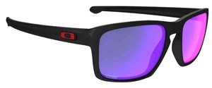 Oakley Oakley Marquez Signature Sliver Black/Red Lens OO9262-20 Sunglasses