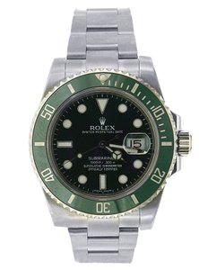Rolex Rolex Submariner 116610 LV Steel & Ceramic Automatic Men's Watch
