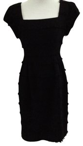 Nanette Lepore Classic Chic New Short Sleeves Meeting Cocktail Date Dress