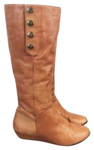 Bakers Tan Leather Boots