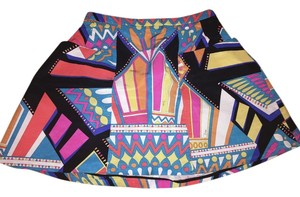 Emilio Pucci Skirt Multi Color