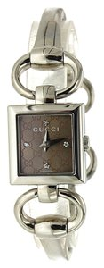 Gucci Gucci Tornabuoni Collection Brown Dial Ladies Stainless Steel