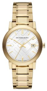 Burberry NWT Gold Watch BU9003