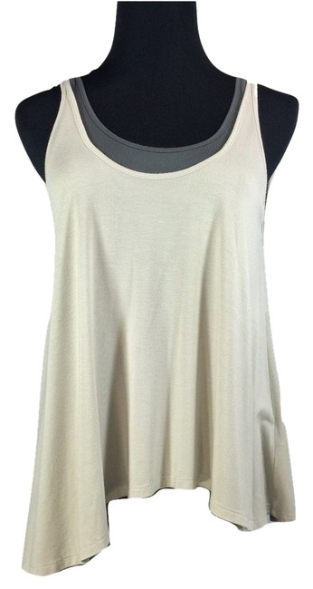 Preload https://img-static.tradesy.com/item/7274695/t-by-alexander-wang-cream-asymmetrical-tank-topcami-size-4-s-0-1-650-650.jpg