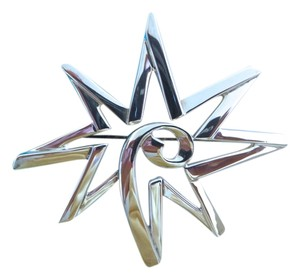 Tiffany & Co. Sunburst Brooch