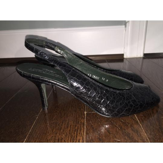 Donald J. Pliner Black Pumps Image 1