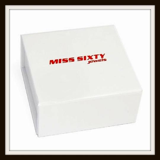 Miss Sixty Miss Sixty Diamond Accented 14k Rose G.P. Ring