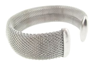 Other Hypoallergenic Stainless Steel Mesh Bangle Bracelet ~ New