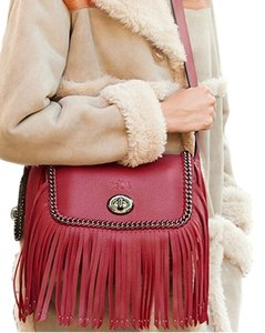 Coach Dakotah Crossbody Flap Shoulder Bag