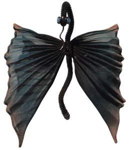 Sarah Cavender Metalworks Mesh Dragon Hair Barrette
