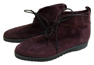 Cole Haan Purple Boots