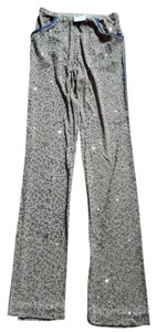 Angelo Tarlazzi Straight Pants taupe