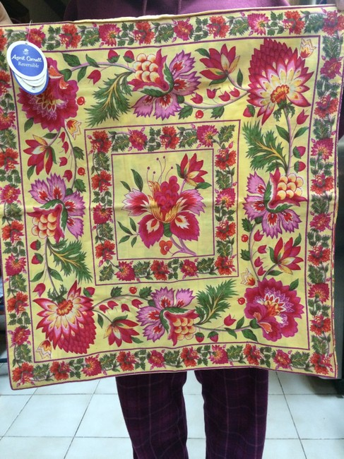 Item - Yellow Red Pink Green Cov Decoration