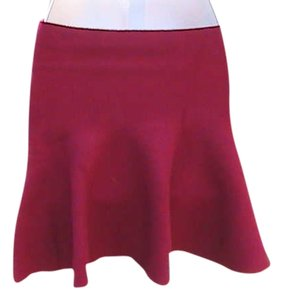 Other Mini Mini Skirt Maroon