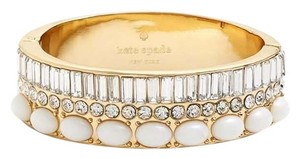 Kate Spade Kate Spade Capri Garden Bracelet NWT RARE Hard to Find NEW! Amazing Intricate Design of Cabachons & Baquettes!