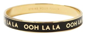 Kate Spade Amazing Kate Spade OOh La La Bangle Bracelet NWT Clean Urban Chic Designs in a Modern Iteration of the Parisian Charm!