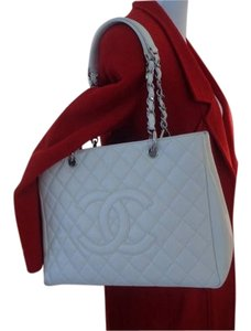 d90b765013ef Added to Shopping Bag. Chanel Shoulder Bag. Chanel Grand Shopper Tote Gst Excellent  Condition ...