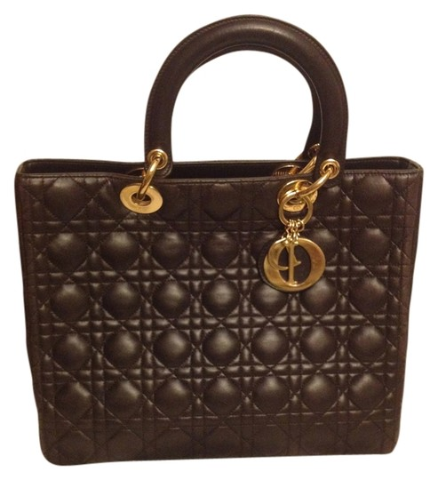 Dior Satchel in Brown