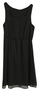 Urban Outfitters short dress Black with Polka Dots on Tradesy