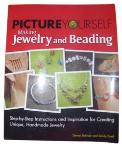 Authors Denise Etchison & Sandy Dell Picture Yourself Making Jewelry and Beading