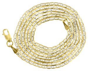 Gucci Gucci Link Chain Real 10K Yellow Gold Mens Ladies Brand New 24