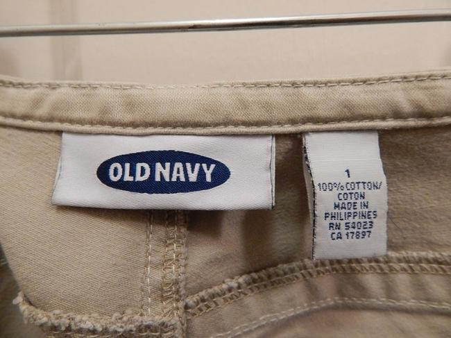 3 Old Navy Pants in One Price Corduroy Straight. Flare Capri Khaki/Chino Pants khaki