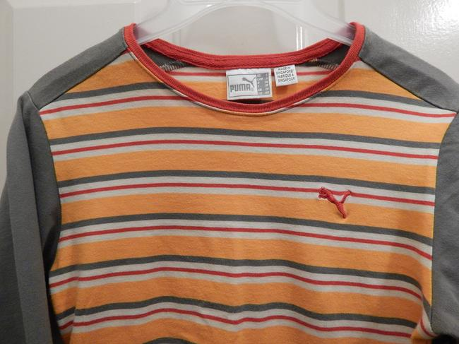 Puma Puma long sleeves stripe shirt