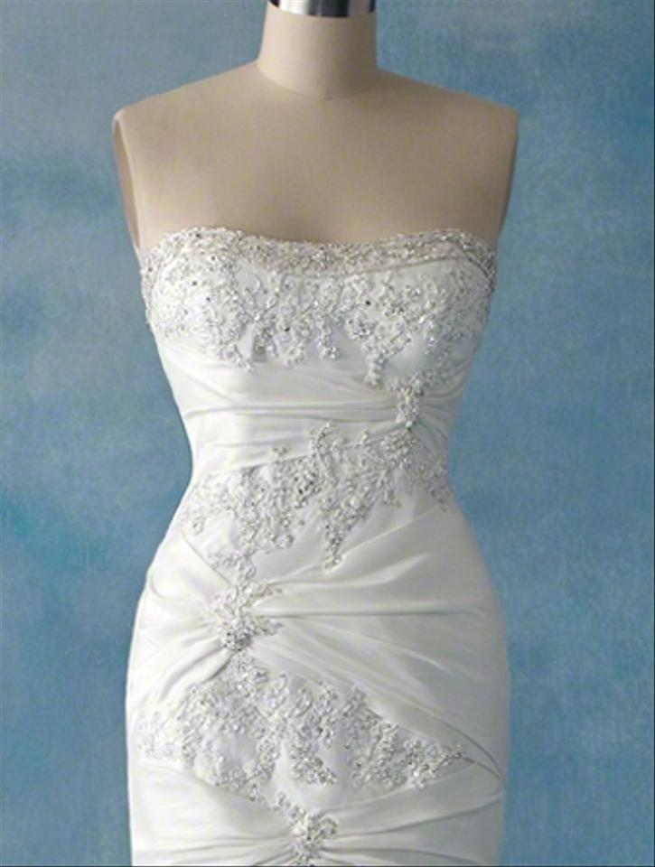 ... Alfred Angelo Wedding Bridal Disney Princess Collection Style 519 Size