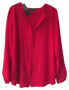 Lauren Ralph Lauren Top Red
