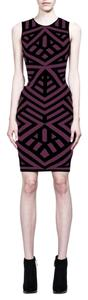 RVN Stretchy Jacquard Dress