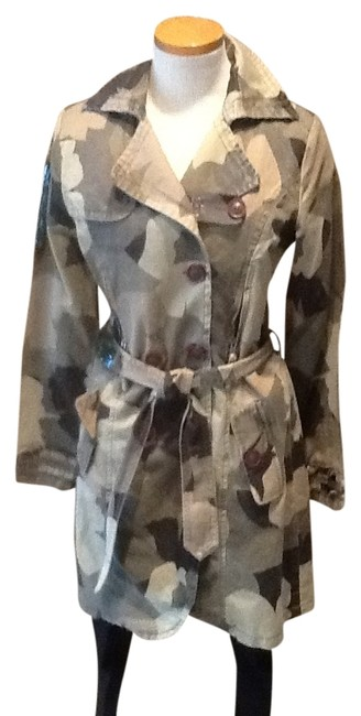 DEPT Trench Trench Coat