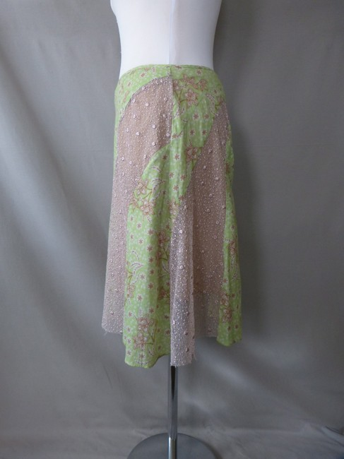 Cynthia Steffe A-line Lined Skirt