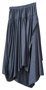 Other Checkered Rick Owens Yohji Yamamoto Comme Des Garcons Unique Skirt Gray