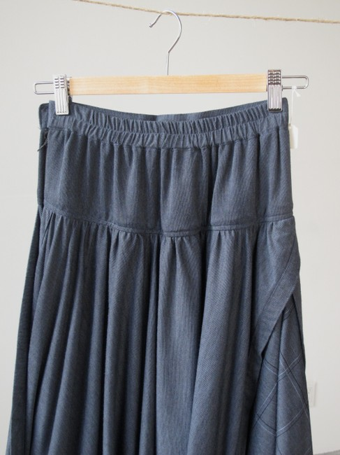 Other Checkered Rick Owens Yohji Yamamoto Comme Des Garcons Unique Skirt Gray Image 1