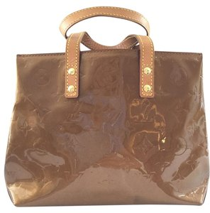 Louis Vuitton Satchel in Metallic bronze