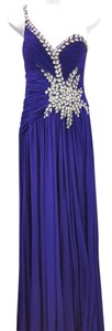 Terani Couture Embellished One Gown Dress