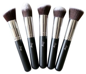 5 Pcs Kabuki Brush Set